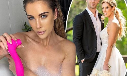 MAFS Beck Zemek strips naked as she promotes 'self-love' with sex toy