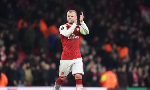 Arteta: Wilshere will train with Arsenal... but won't sign for us