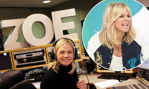 Zoe Ball sheds almost a million listeners as breakfast shows reverse