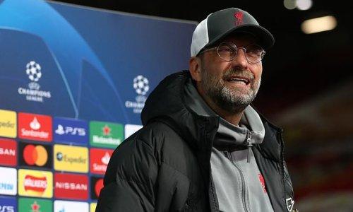 Klopp admits Liverpool lost Madrid Champions League tie in first leg