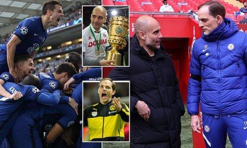 Guardiola and Tuchel's head-to-head record ahead of Chelsea v Man City