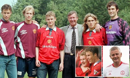 How Ole Gunnar Solskjaer signed for Man United 25 years ago this week