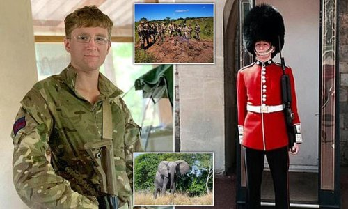 British soldier killed by Malawi elephant was BANNED from firing shots