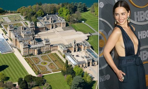 EDEN CONFIDENTIAL: Emilia Clarke was once chased from Blenheim Palace