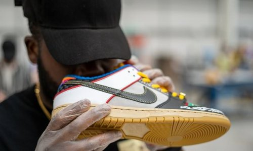 How do eBay check for fake sneakers at its new authenticity centre?