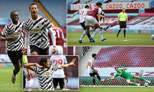 Aston Villa 1-3 Manchester United: Red Devils come from behind to win