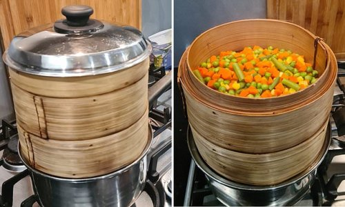 Home cook shares the VERY quick and easy dinner meal he swears by