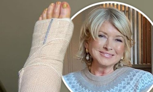 Martha Stewart is on the mend recovering from a three-hour surgery