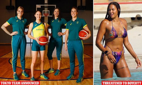 What would Liz Cambage say about this picture?