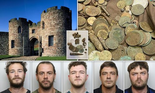 'Nighthawkers' banned from metal detecting at Britain's historic sites