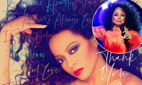 Diana Ross is set to release her first studio album in 15 years