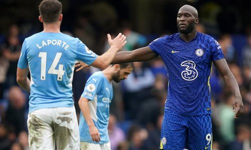 PLAYER RATINGS: Jesus superb but Lukaku poor as City beat Chelsea