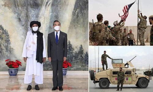 China brands America's involvement in Afghanistan a 'failure'