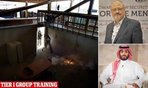 Jamal Khashoggi's Saudi killers 'got paramilitary training in the US'