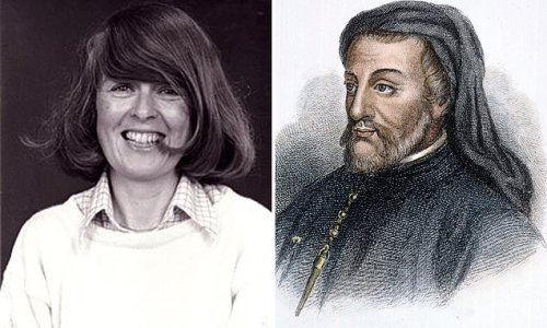 Cambridge don hits back after Geoffrey Chaucer branded a 'rapist'
