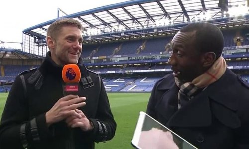 Hasselbaink stunned by Rob Green's mangled pinky finger