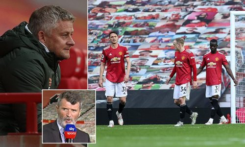 Keane says United's squad is 'NOT good enough' to topple City