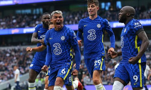Souness and Richards laud dominant Chelsea's belief and quality