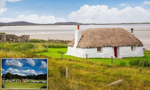 Cost of staying at cottages, campsites and B&B's soars by up to 40%