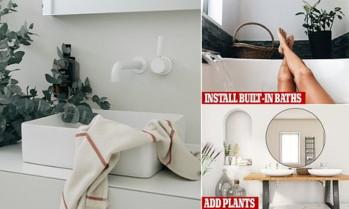 How to detox your bathroom and get a 'healthy' space