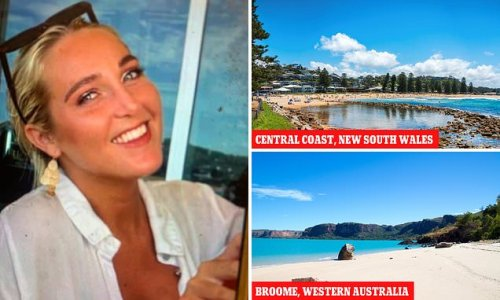 Mystery as beauty therapist missing for a week found 4500km from home