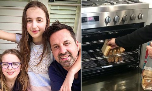Lunchbox dad shares his 'incredible' toast hack for feeding a crowd
