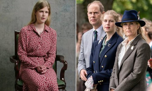 Lady Louise Windsor is slimmed down monarchy's 'secret weapon'