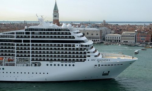 Families flock to make reservations on cruise liners