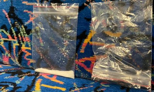 Bondi local stumbles across a bag of white powder on his bus home