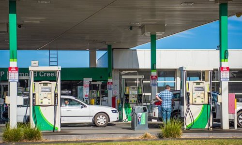 Why petrol prices are the highest they've been in nearly three years