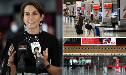 Virgin boss calls for Australia to open the international borders