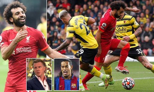 Steve McManaman: Mohamed Salah 'best in the world' after solo stunner