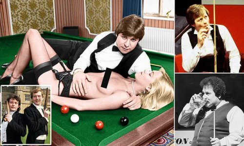 BRIAN VINER: New documentary celebrates when snooker really was loopy