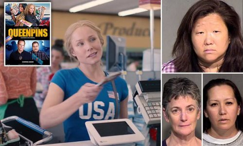 The REAL story behind Kristen Bell's upcoming movie Queenpins