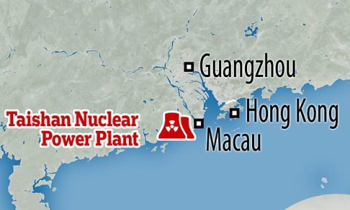 Chinese nuclear plant 'is leaking and could turn into disaster'
