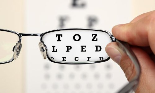 'Smart' glasses that could slow down sight loss