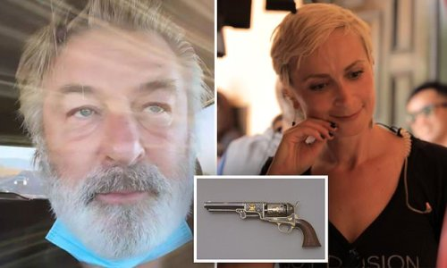 Gun that killed filmmaker on set of Rust was a vintage Colt pistol