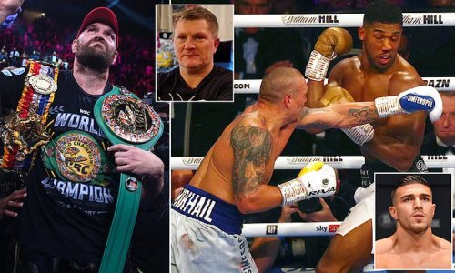 Hatton urges Fury to retire now and tells him to forget about AJ