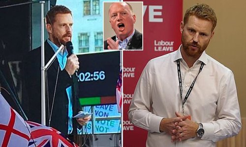 Union member who spoke at pro-Brexit rally wins unfair dismissal claim