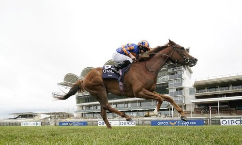 ROYAL ASCOT TIPS - DAY TWO: Armory could have the edge