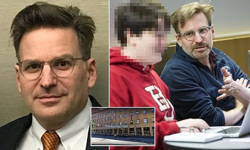 Teacher who criticized his 'woke' private school is told to stay home