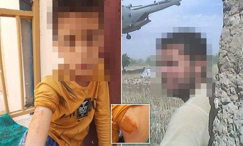 Revenge beating hell of translator's boy, 11