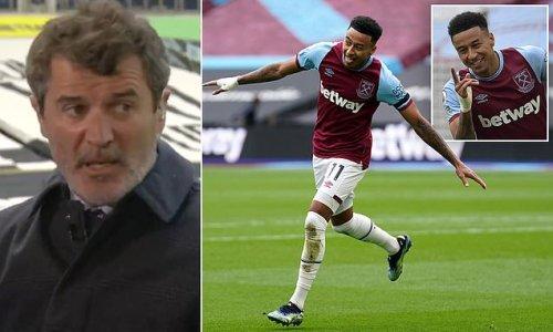 Roy Keane unimpressed by Lingard celebration but hails 'good pro'