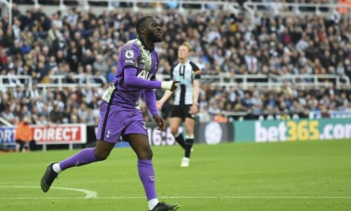 Tanguy Ndombele's Tottenham career rescued by Daniel Levy's soft touch