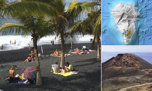 Volcano alert in Canary Islands after a THOUSAND earthquakes detected