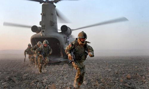 Ministers will take charge of the race to save UK Afghan interpreters