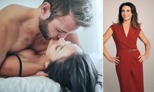 Real-life couples tell Tracey Cox what they did on last sex encounter