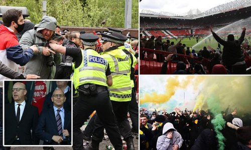 United to welcome 10,000 fans back into Old Trafford despite protests