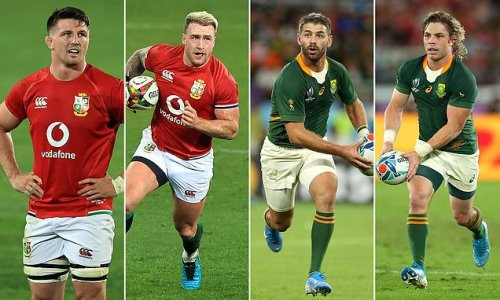 SIR CLIVE WOODWARD: Five key battles between the Lions and Springboks