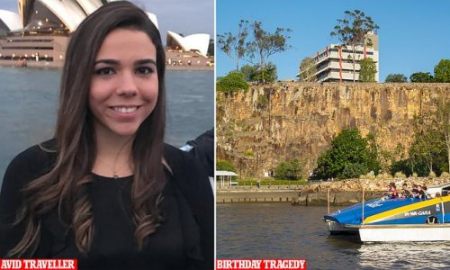 Brazilian woman dies after falling off cliff on her 33rd birthday